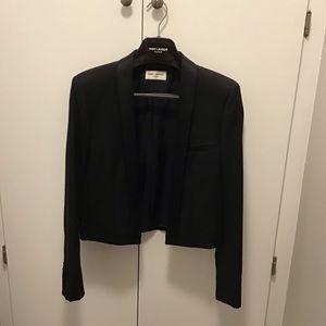 "Saint Laurent tuxedo jacket ""Le Smoking"""